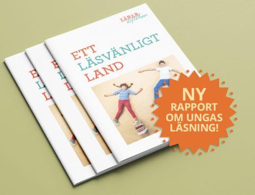 Från riksdagsseminarium och rapportsläpp: Varför gillar inte unga att läsa?