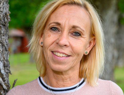MARIKA ANDERSSON, REKTOR
