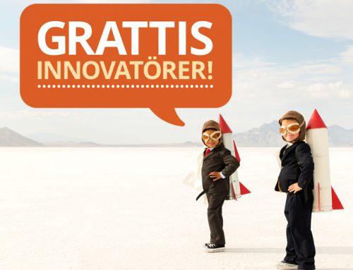 Grattis alla innovativa lärare