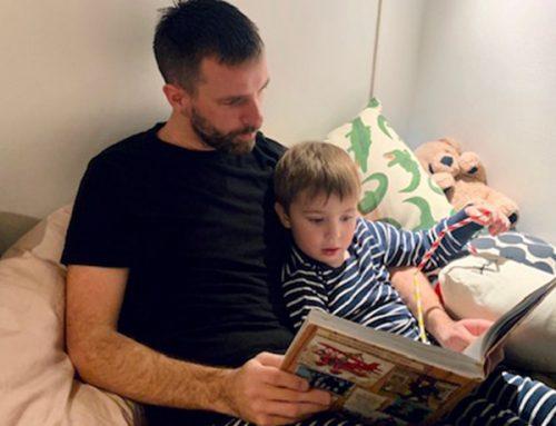 Fakta, fejk och icke-läsande pojkar